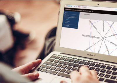Portfolio d'évaluation des compétences en innovation (Master IAE Grenoble – IDEFI Promising)