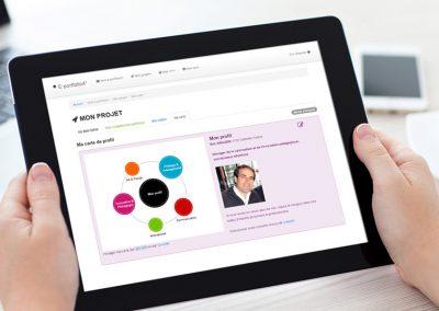 ePortfolio IUT2 Grenoble Alpes «repérage et valorisation des compétences»