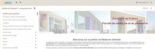 Découvrez le K de Médecine (Poitiers)