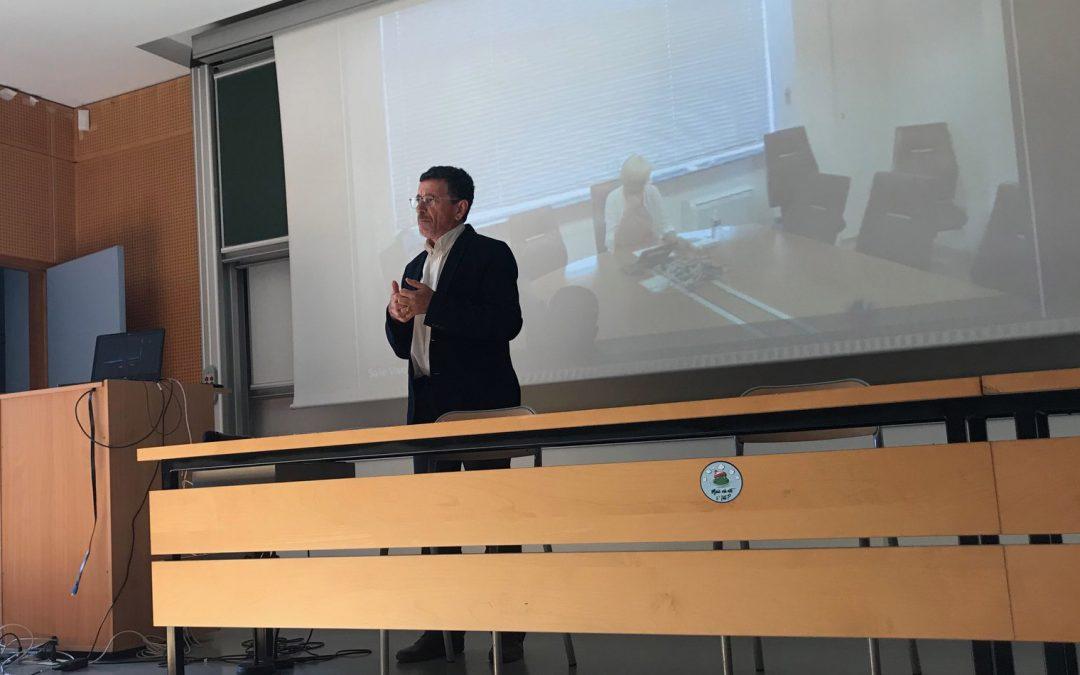 Lancement de la démarche compétences de l'IUT de Valence